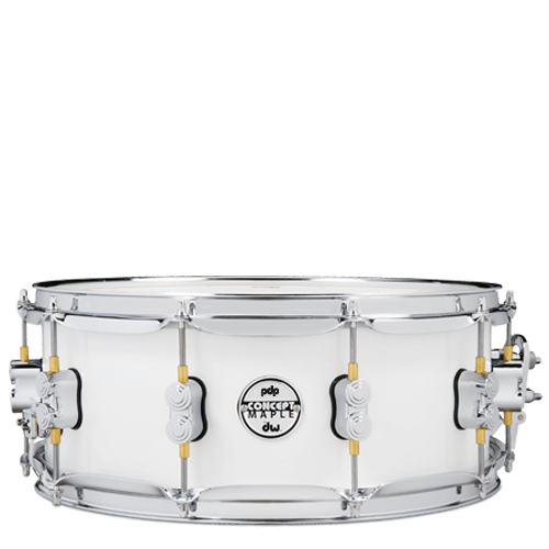 PDCM5514SSPW - 5.5x14 snare drum
