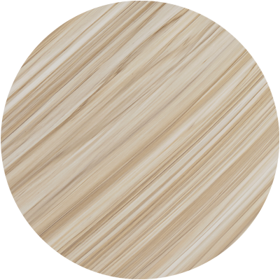 Twisted Ivory Finish Ply