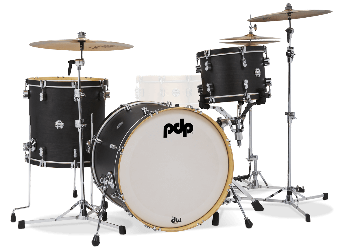 """PDCC2213ES - Tom Pack with 22"""" Kick"""