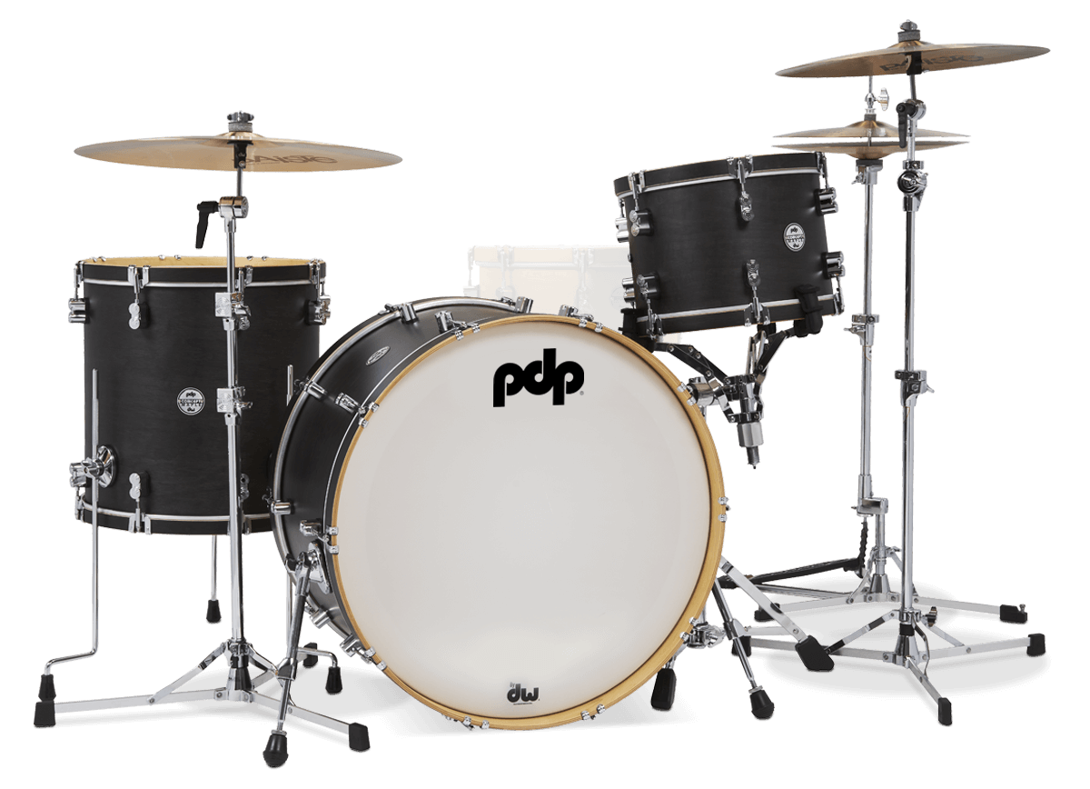 """PDCC2413ES - Tom Pack with 22"""" Kick"""