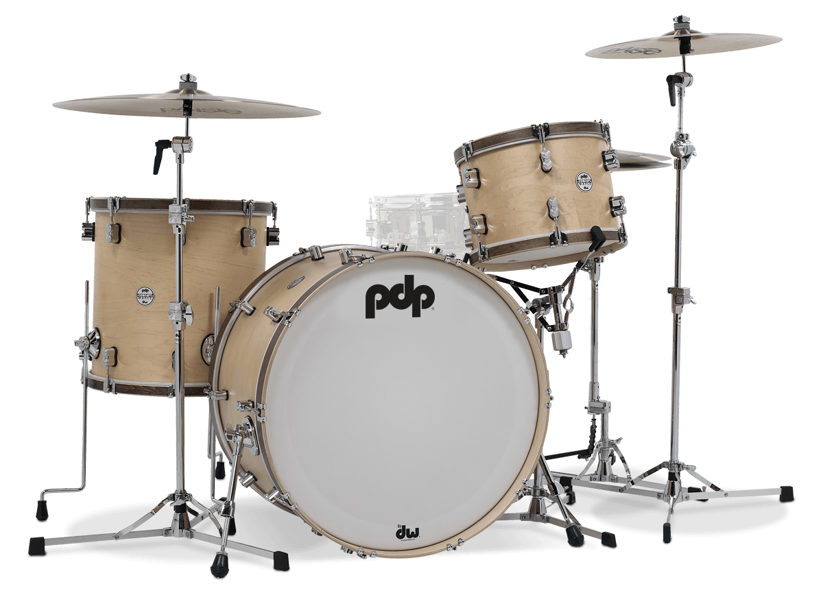 "PDCC2413NT - Tom Pack with 24"" Kick"