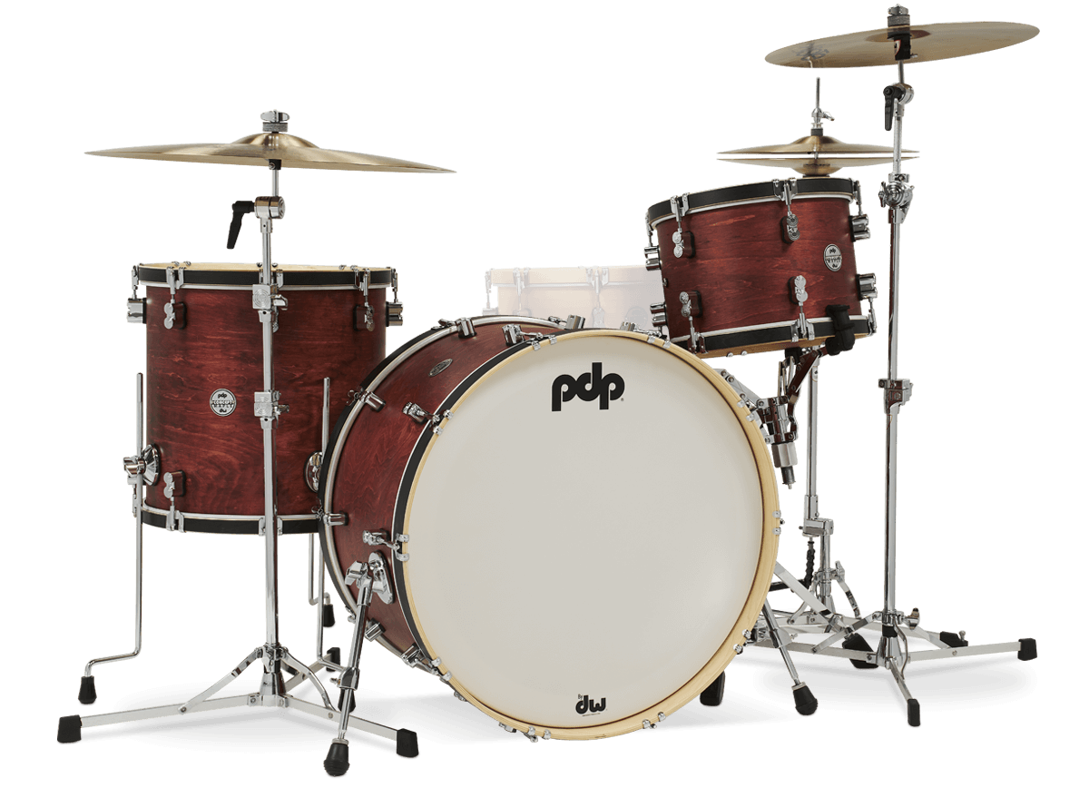 "PDCC2413OB - Tom Pack with 24"" Kick"