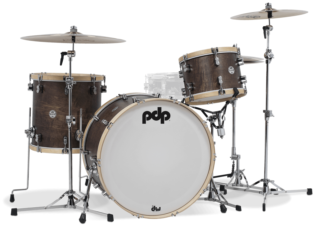 """PDCC2413TN - Tom Pack with 24"""" Kick"""