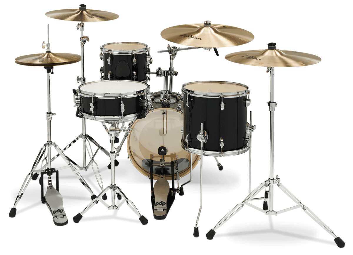 PDNY1604BO - New Yorker™ - Black Onyx Sparkle - Player Perspective