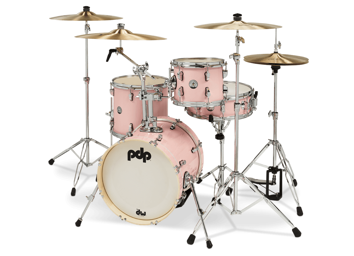 PDNY1604PR - New Yorker™ - Pale Rose Sparkle Left