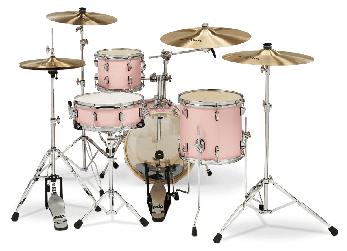PDNY1604PR - New Yorker™ - Pale Rose Sparkle Player Perspective