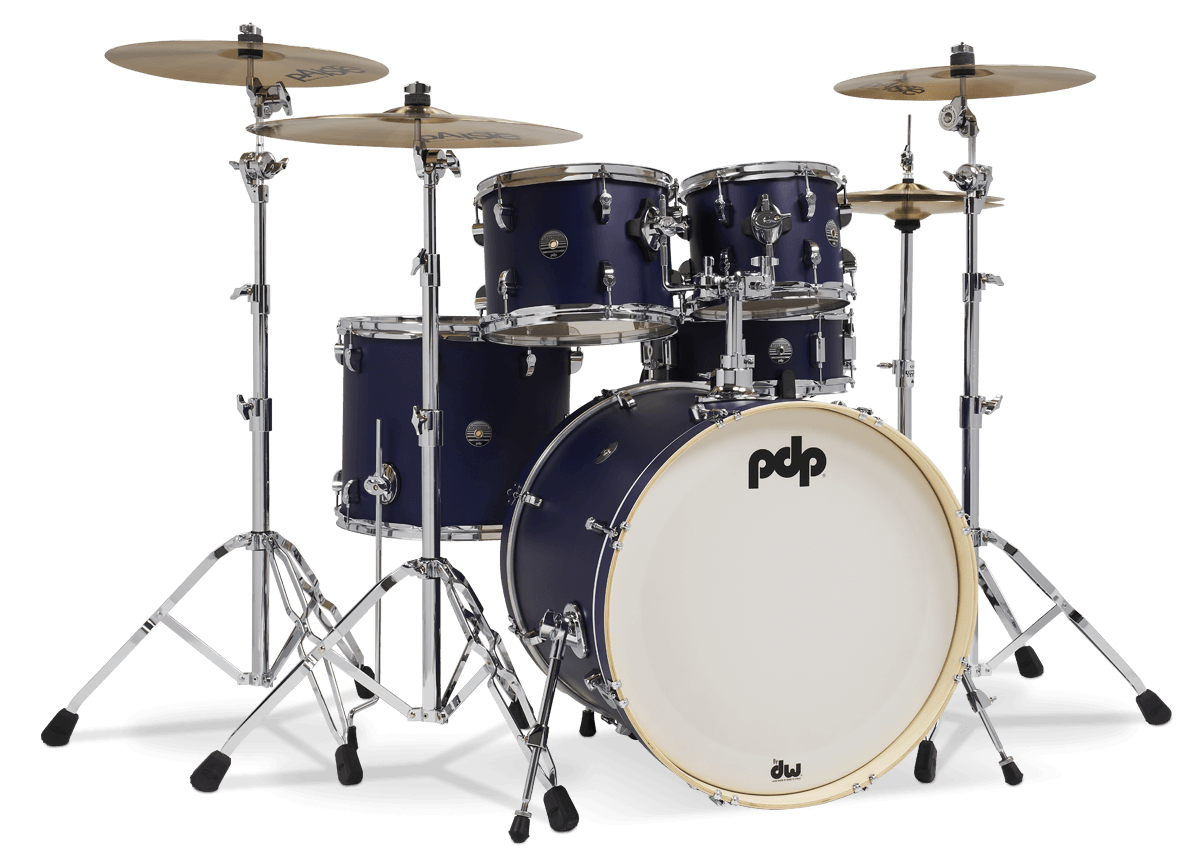 PDST2215BL - 5-Piece Shell Pack