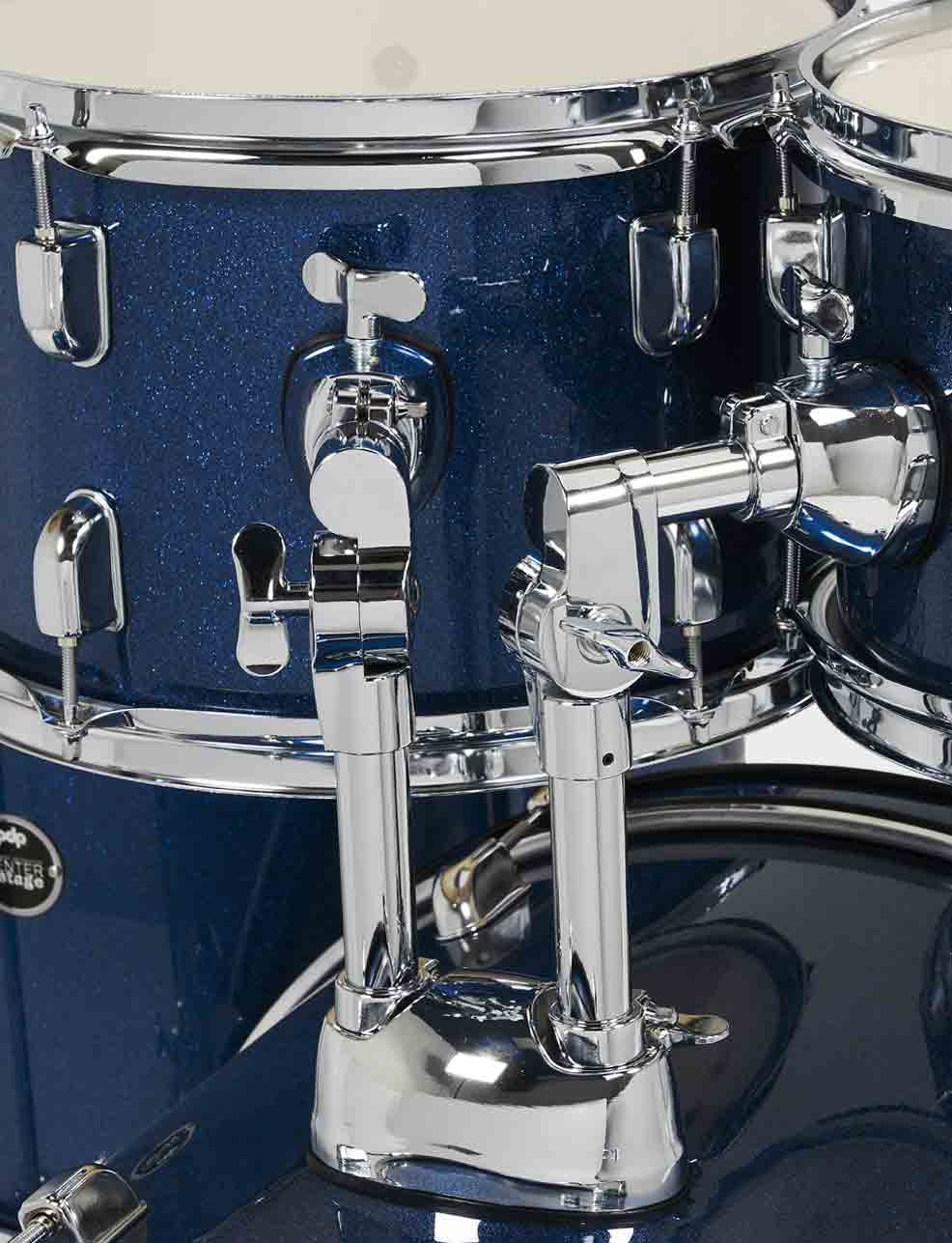 Chrome Bass Drum Mount
