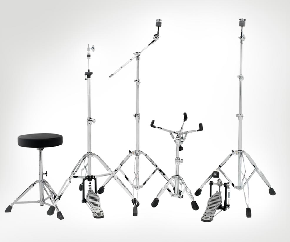 Mainstage White Pacific Drums And Percussion Piece Drum Set Diagram Premier 9 Peice Kit Bass Mount Hardware Pack
