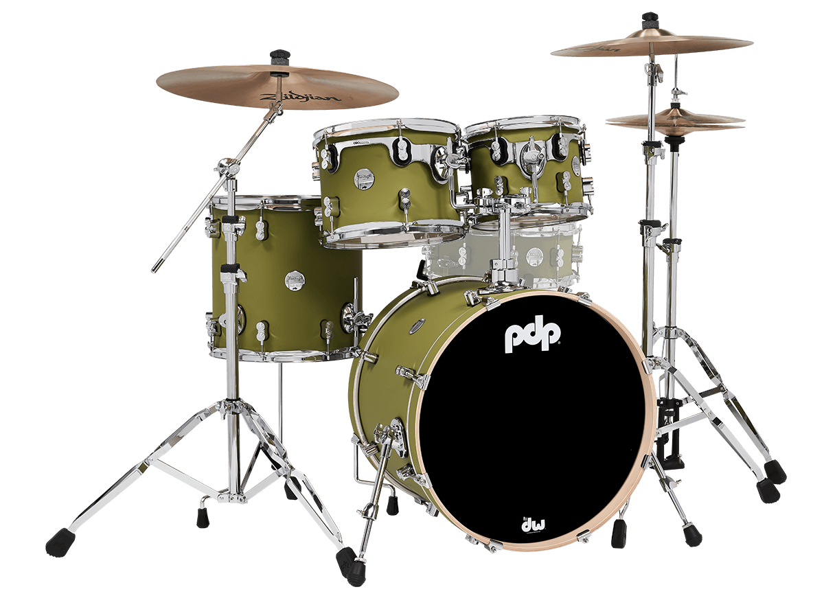 PDCM20FNSO - CM4 - Satin Olive - Perspective