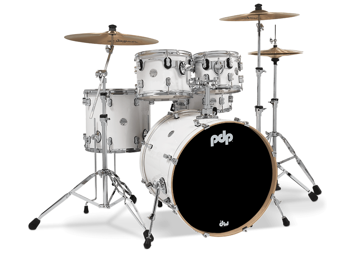 PDCM2215PW - CM5- Pearlescent White - Right