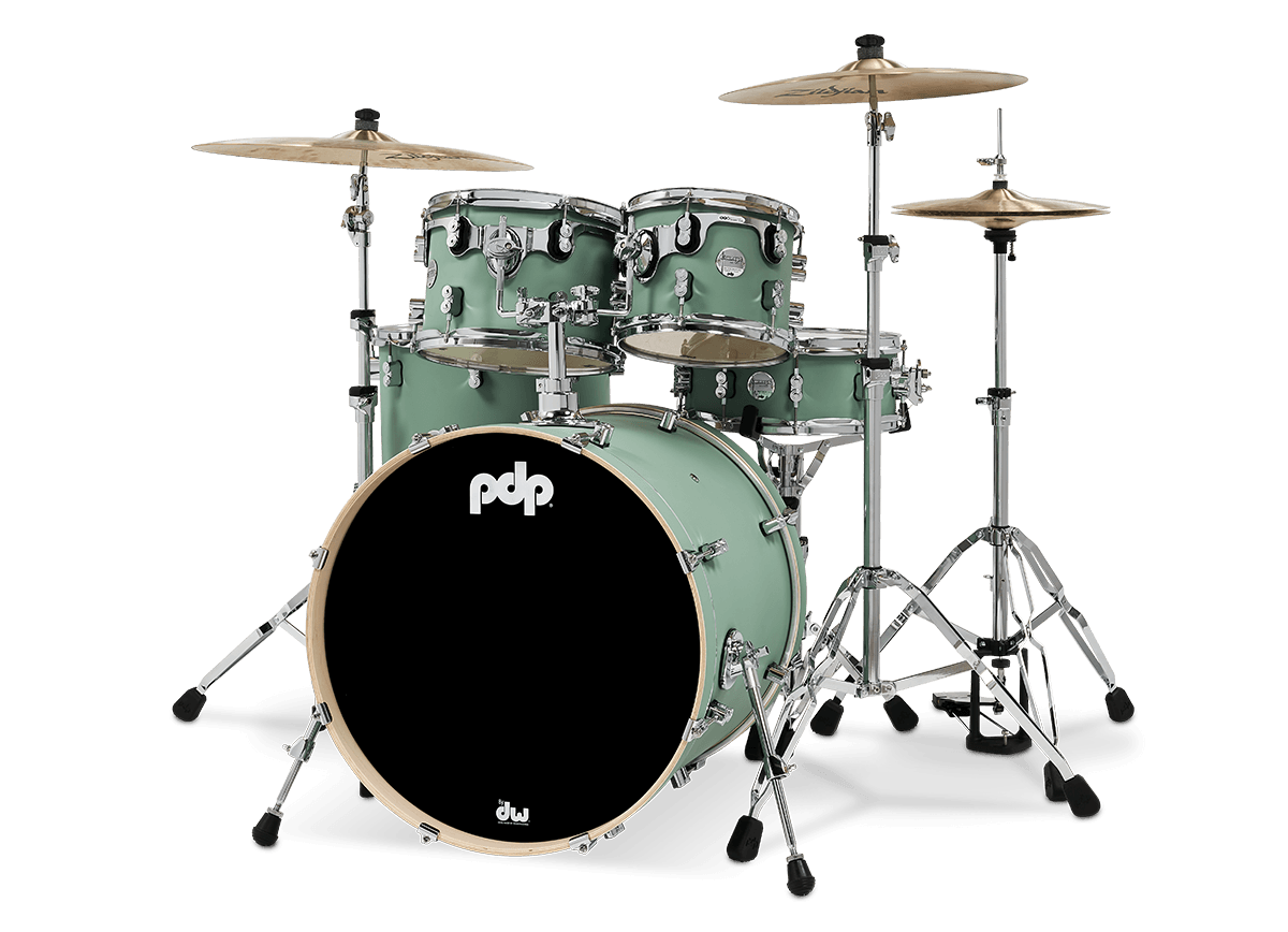 PDCM2215SF - CM5 - Satin Seafoam - Left