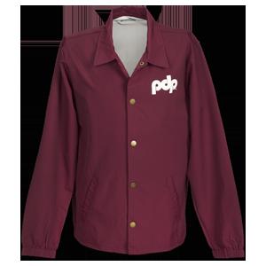 PR30PDPWINDB - PDP Burgundy Windbreaker