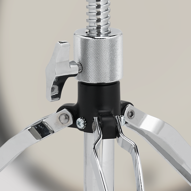 Oversize Locking Nut and Swivel Height Adjustment
