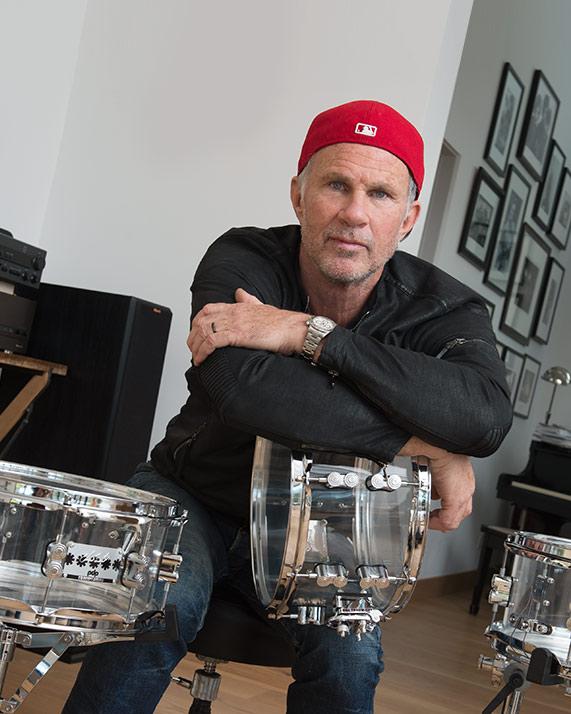 Chad Smith Signature Snare